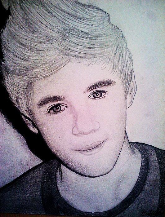 Niall Horan por Bellesme97